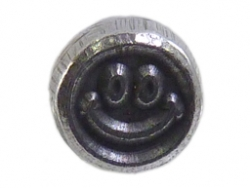Slagstempel Smiley