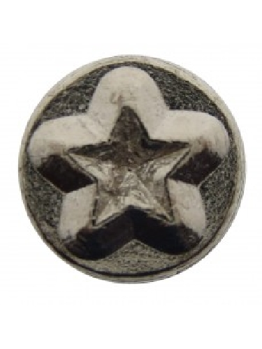 Metal stamp star